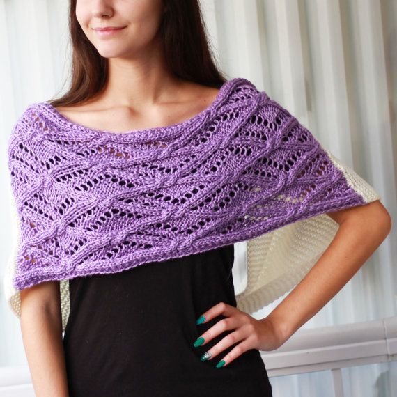 Knitting pattern Patron tricot PDF Jasmine by TheEasyDesign