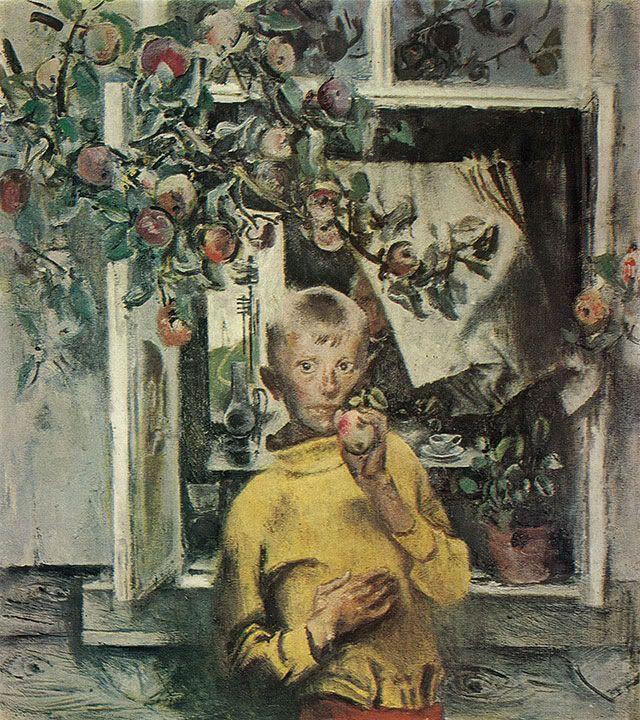 Gallery.ru / Фото #160 - Моисеенко Евсей Евсеевич [1916—1988] - sinitza