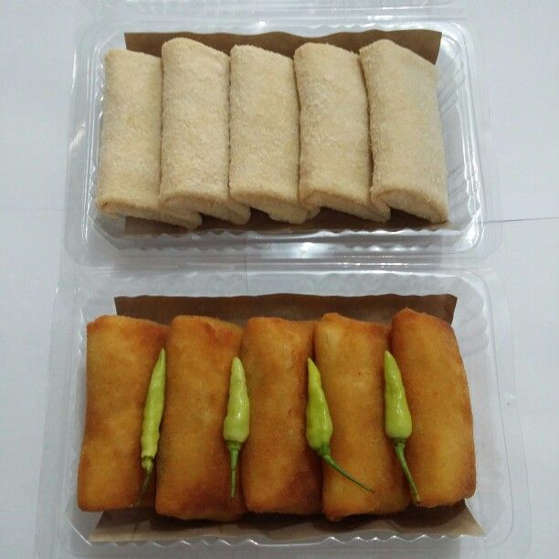 Risgout (risoles ragout) available on frozen & fried