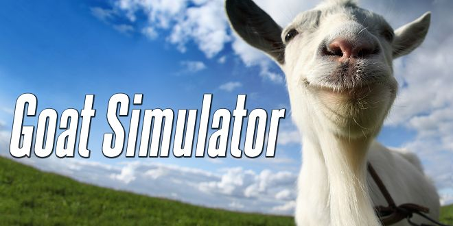 Goat Simulator Review - The Goats are back and baaaadder than ever - http://techraptor.net/content/goat-simulator-review-goats-back-baaaader-ever   Gaming, Reviews