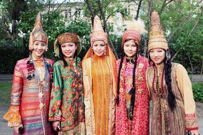 suku suku di dunia yeng terkenal karena banyak gadis cantiknya