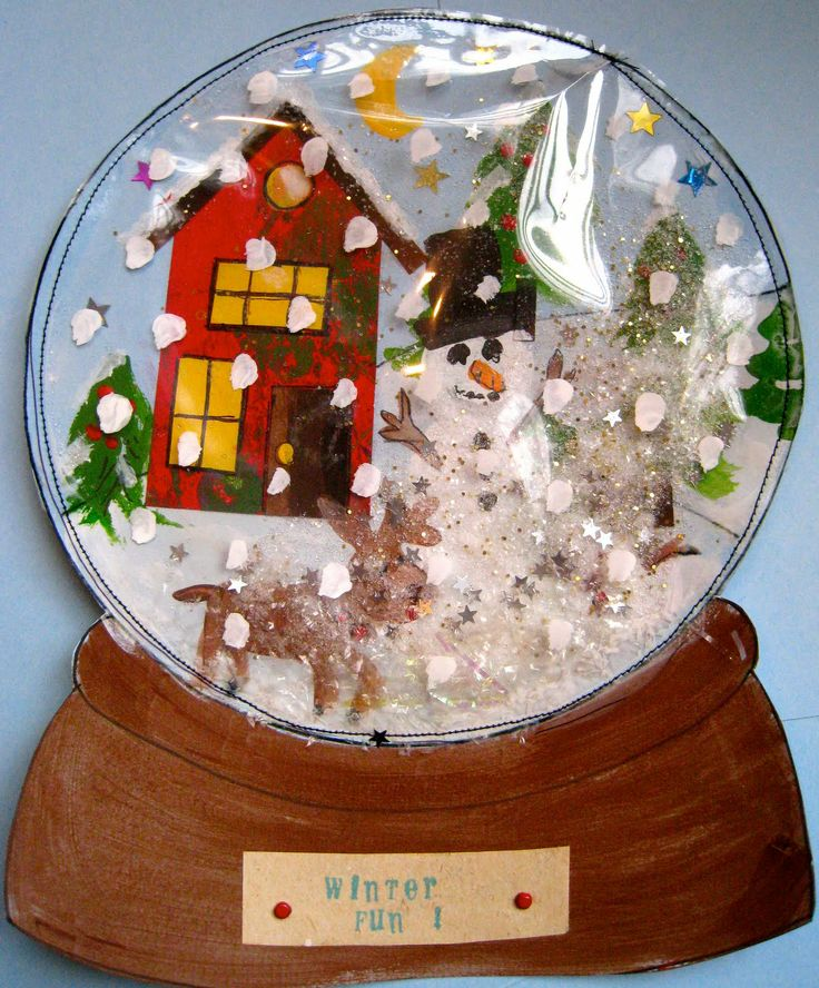 17 best images about snow globes music boxes on for 3d snowman door decoration