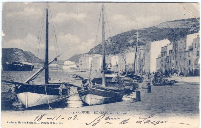 bonifacio-port.jpg  Villes et villages de Corse