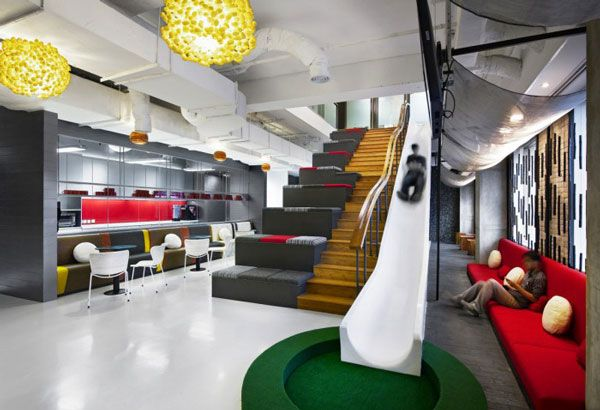 Playful Concept in Designing Ogilvy & Mather Advertising Agency, Jakarta