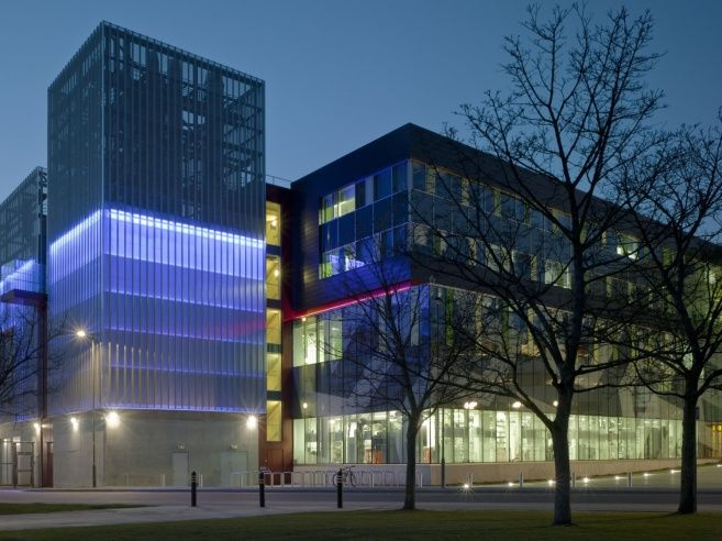 The Mountbatten Building, University of Southampton · Jestico + Whiles