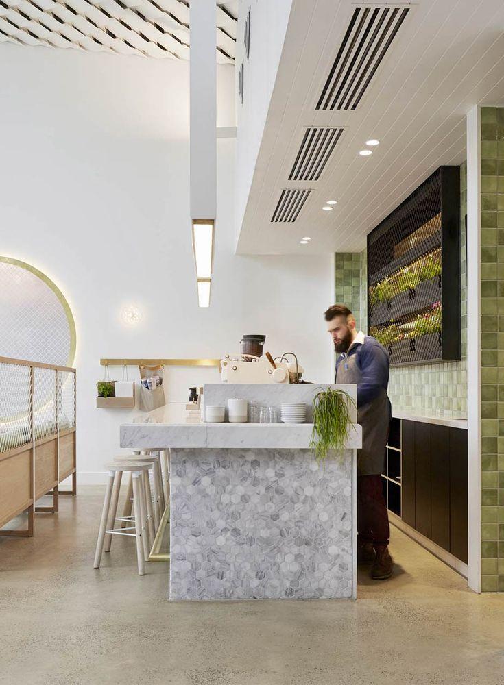 The Kettle Black: Studio You Me Design New South Melbourne Coffee Shop