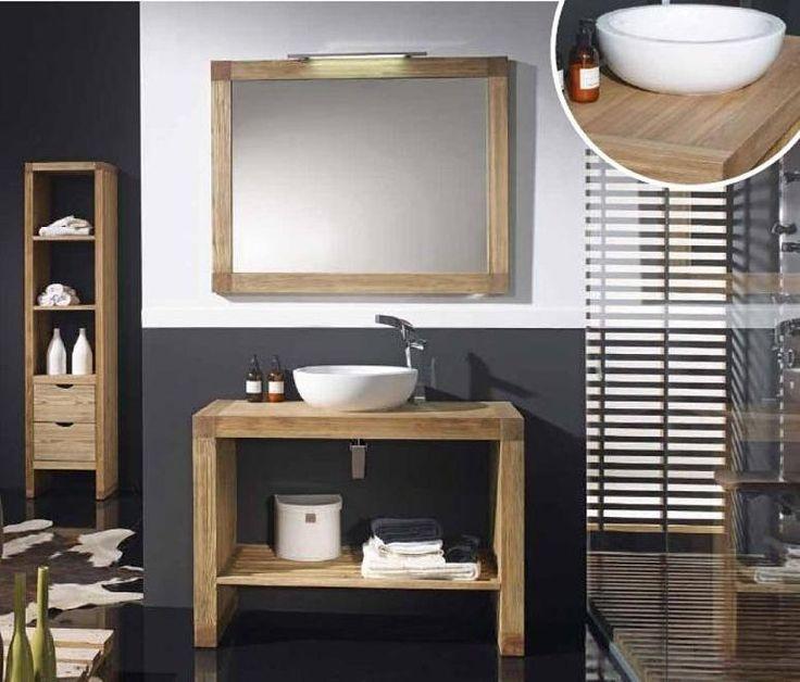 Muebles para ba os peque os rusticos buscar con google - Muebles de bano pequenos ...