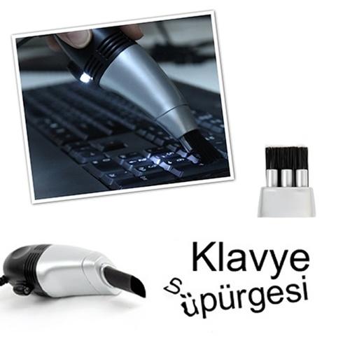 Mini USB Bilgisayar ve Klavye Süpürgesi - 5.00 TL + KDV