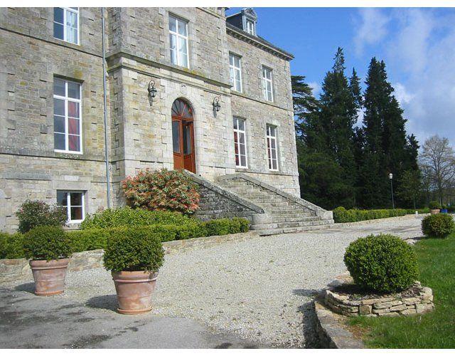 Morbihan, Château avec 11 ch + maison annexe et 2 gîtes - Lorient - Unlimited Card
