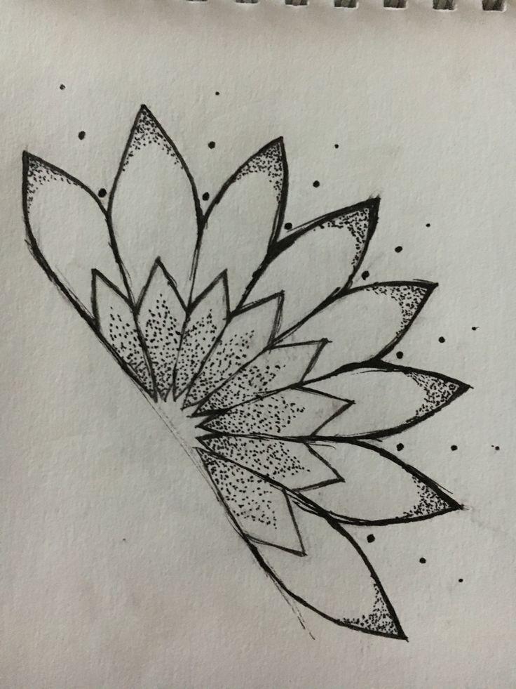 17 beste ideeën over Half Mandala Tattoo op Pinterest ... - photo#22
