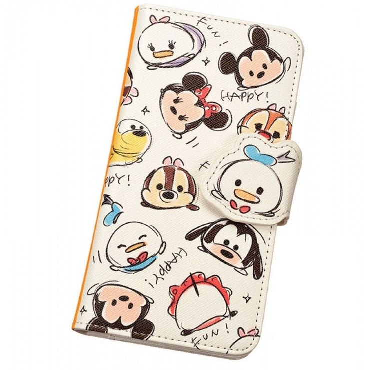 Smartphone Case Cover TSUM TSUM Character ❤ iPhone Mobile Disney Store Japan