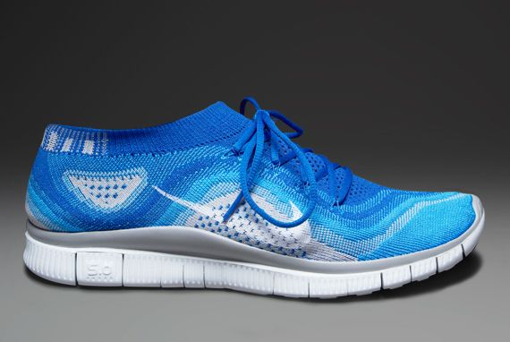 nike air max chaussures de basket-ball examen - Nike Free Flyknit+ - Game Royal/White/Blue Glow | My PDS Most ...