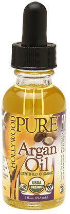 Hollywood Beauty 100% Pure Argan Oil