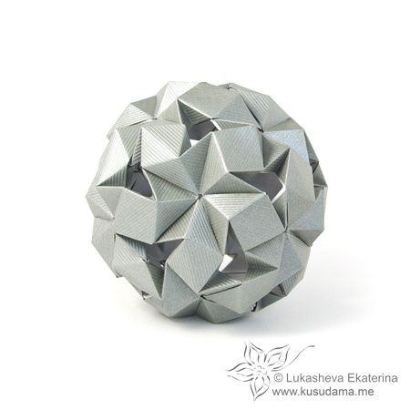 Soccer Ball Modular Origami Diagram Sample Network In Visio 92 Best Images On Pinterest | Origami, Paper Art And Craft
