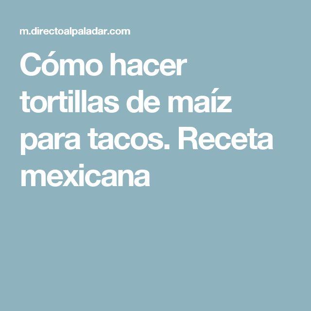 M s de 25 ideas fant sticas sobre recetas de tortilla de for Como cocinar mazorcas de maiz