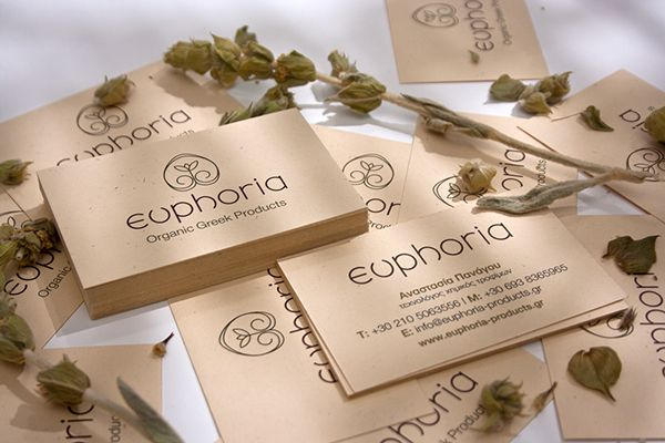 Euphoria mountain tea Branding on Behance