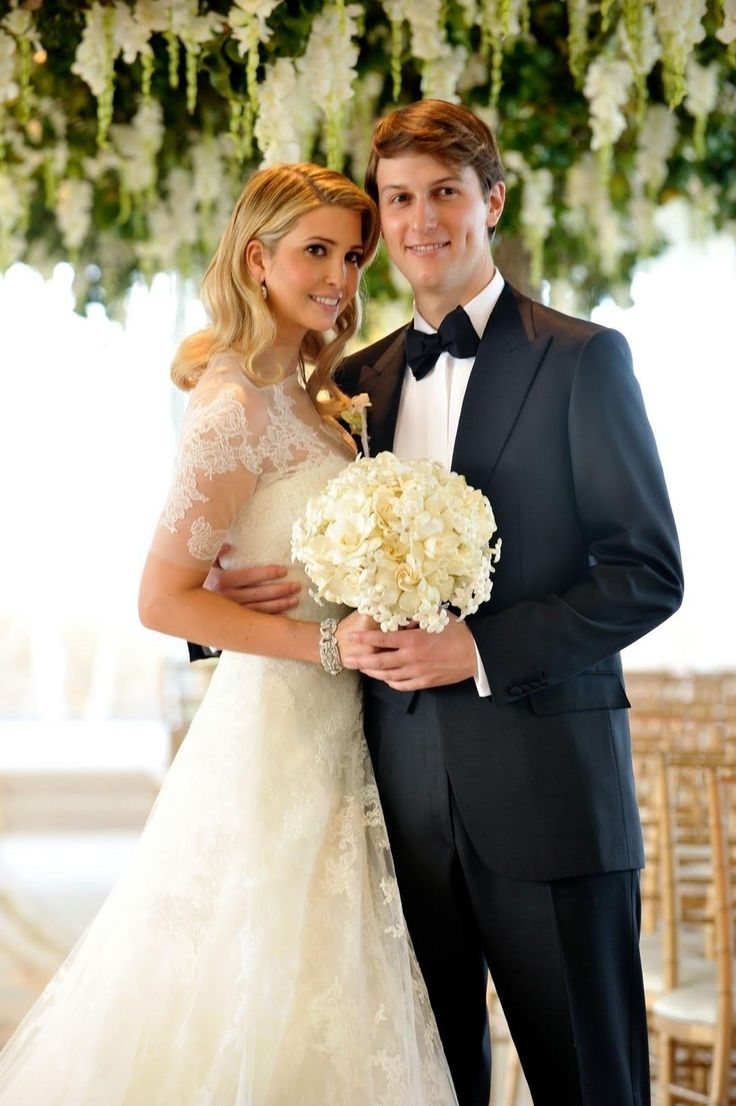 Ivanka trump wedding dress donald trump 2016 pinterest for Rent wedding dress dc