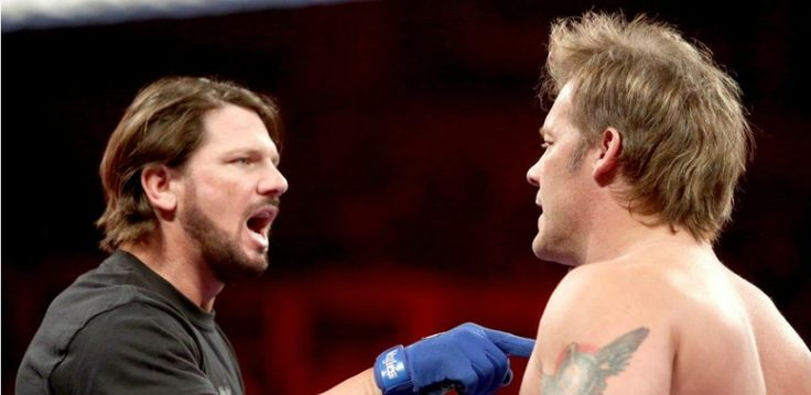 WWE News: Chris Jericho-AJ Styles 'SmackDown' Finish Did Not Go As Planned