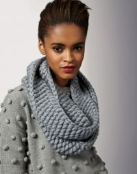 starting to like knitted scarves