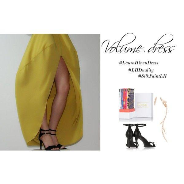 Reversible dress featuring Balenciaga, Cristina Ortiz and Luxe City Guides