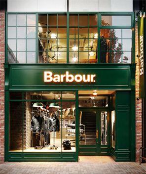 Shibuya store - Barbour・バブアー 英国上流階級のアウトドア・ライフスタイルを体現するブランド 公式ウェブサイト