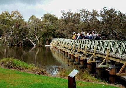Canning River Regional Park, walking trAil