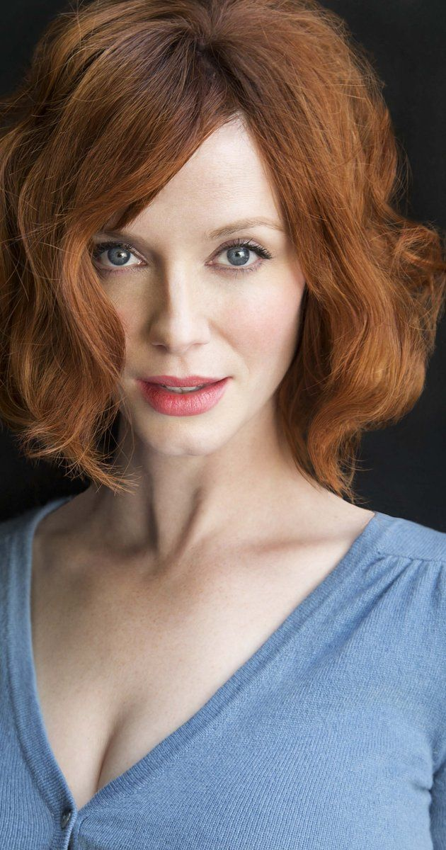 Name: Christina Hendricks, Nationality: United States, Profession: Actress, Ethnicity: Caucasian, Birthplace: Knoxville, D.O.B: May 3, 1975, Height: 5 feet and 8 inches, Weight: 64 kgs, Measurements: 38DD-32-36, Enhanced Hooters: No