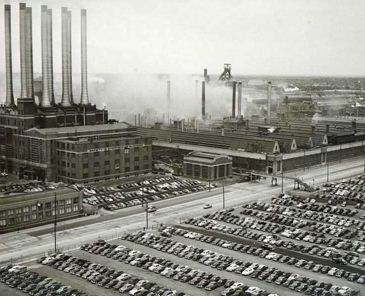 55 best henry ford images on pinterest henry ford for Ford motor company in dearborn michigan