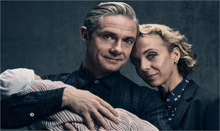 Sherlock Cast Martin Freeman Splits with Wife Amanda Abbington -- Here's What We Know - http://www.gackhollywood.com/2016/12/sherlock-cast-martin-freeman-splits-wife-amanda-abbington-heres-know/