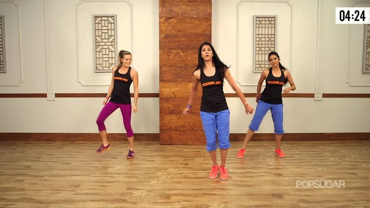 10-Minute Bombay Jam Bollywood Dance Workout