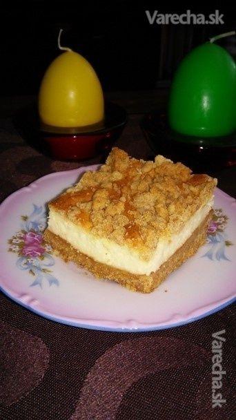 Tvarohový špaldový koláč - Recept