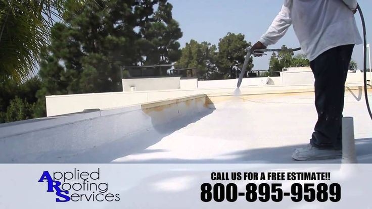Applied roofing is full-service #RoofingContractor located in southern California.We provide all roofing services including your low spots foam roofing. We provide spray applied polyurethane foam systems which provide an astonishing look.