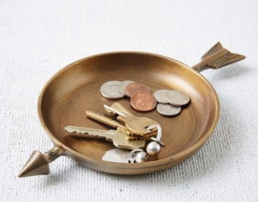 Heritage Catchall- Don't lose your key and small knick knacks with this Key Dish. http://shopfor20.com/product/heritage-catchall/