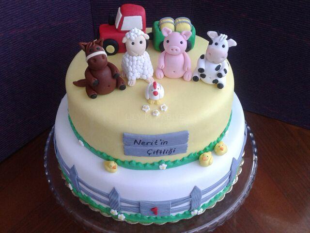 Farm cake, Çiftlik pasta