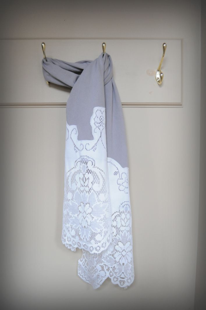 Recycle your wedding dress and make a lovely scarf plus other great ideas on what to do with your wedding dress.