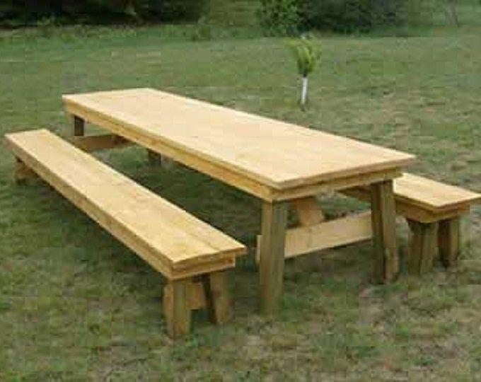 Folding Picnic Table Plan Folding Bench Plan Combo Picnic Table Bench Plan Porch Bench Plan Picnic Table Table Plan Pdf Plan Wood Pattern In 2020 Picnic Table Picnic Table Plans Octagon Picnic Table