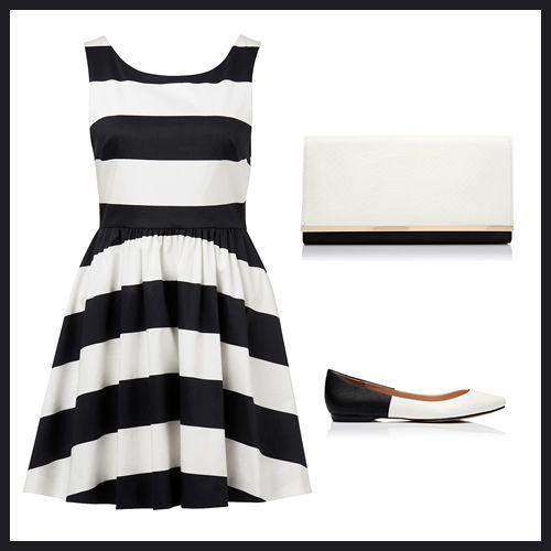 Kalın çizgili bu elbise tarzınıza yeni bir bakış açısı kazandıracak http://www.forevernew.com.tr/elbise/drc3826-lydia-elbise_487_34364