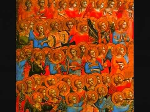 Medieval music - Angelorum gloriae, Anon 1300s (+playlist)