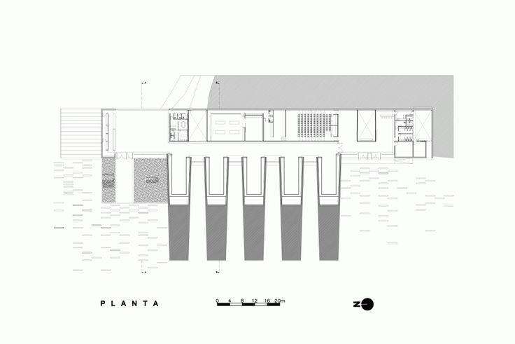Museo Desierto de Atacama - Huanchaca / Coz, Polidura & Volante Arquitectos