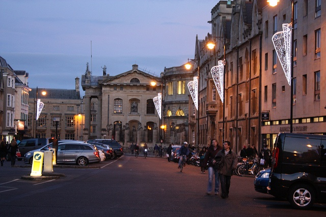 Oxford City Centre #oxford #travel