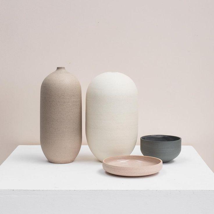Bottle Vase Bowl Dish Ceramics Keramik Design Interiordesign