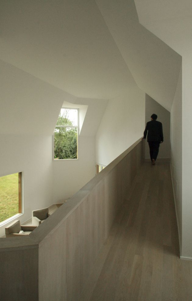 The Centrifugal Villa By OBRA Architects » CONTEMPORIST