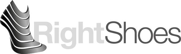 Right Shoes si prepara al lancio online del portale presentando un nuovo logo, in una nuova veste grafica che ne conferisce dinamicità e appeal tecnologico, dove l'incontro tra il piede e la forma, cuore della soluzione innovativa Right Shoes, è simbolicamente rappresentato dall'elemento grafico riportato nel nuovo marchio e che ne costituirà l'elemento distintivo.