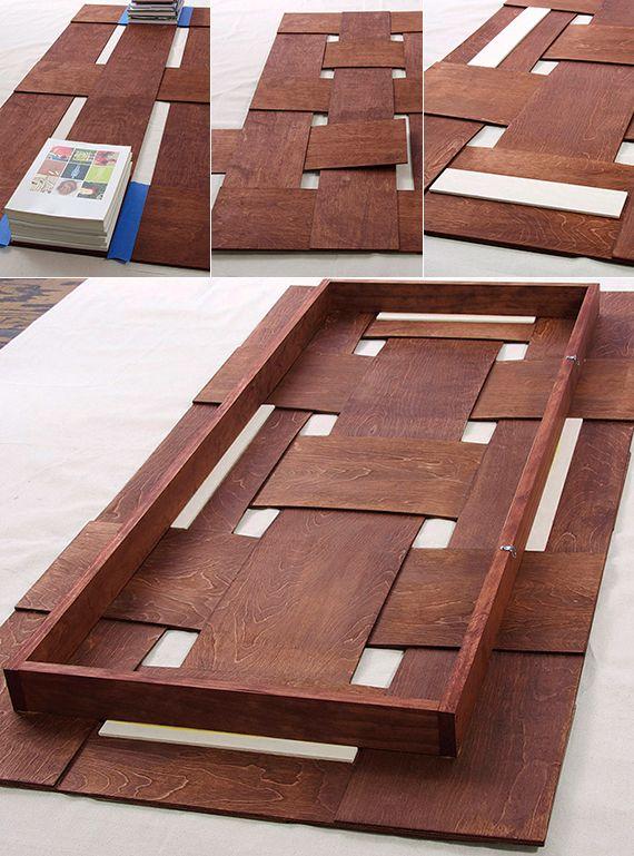 anleitung für kopfteil selber machen aus holzplatten_coole idee für basteln mit holz