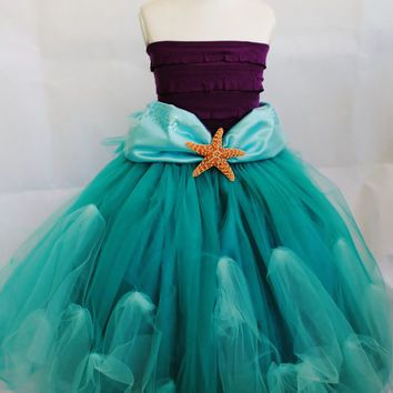 Shop Little Mermaid Costume Etsy on Wanelo