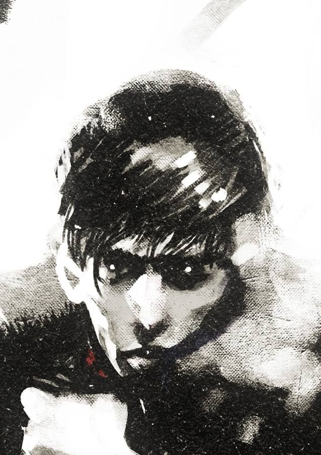 Dylan Dog interpretato da LRNZ (Lorenzo Ceccotti)