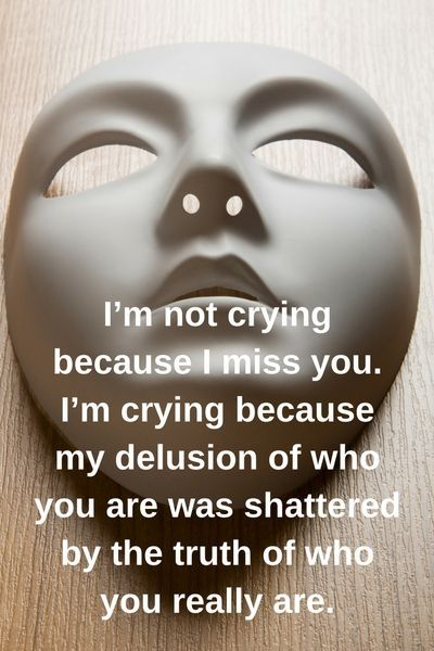 Finding out our life with the narcissist was only a 'dream' can feel devastating. We feel a fool for falling for their lies and will we ever recover! Yes, you will recover and I would love to show you how with my free resources www.melanietoniaevans.com/freecourse