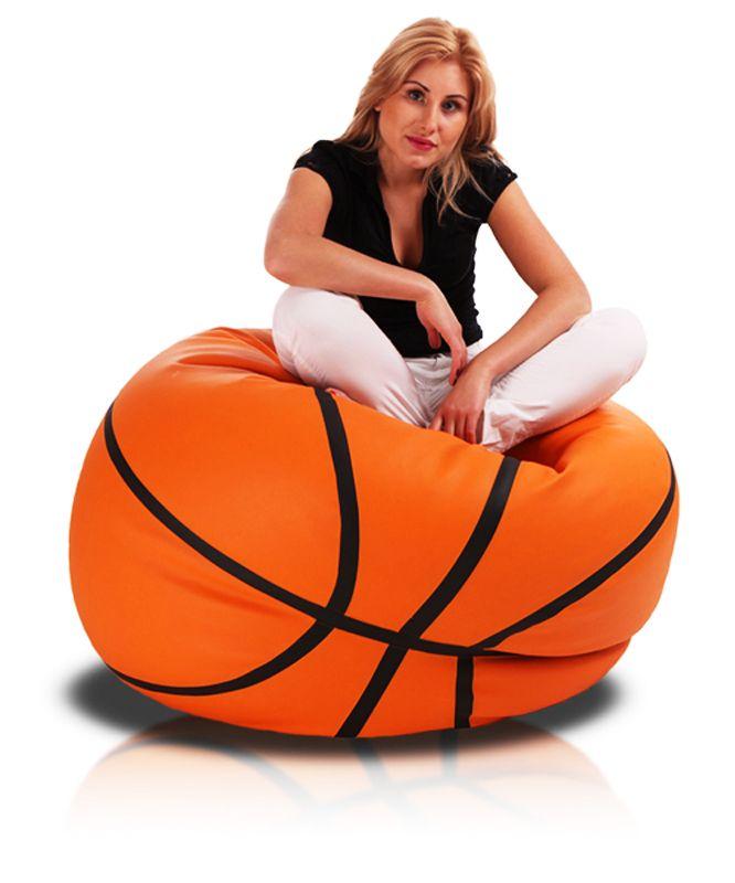 Lubisz koszykówkę?  Mamy coś dla Ciebie! Gigantyczny fotel dla każdego kto ceni wygodę w oryginalnym opakowaniu. Dzięki naszemu fotelowi mecz koszykówki stanie się wyjątkowym doznaniem. Sprawimy że oddasz się bezgranicznie kibicowaniu i zrelaksujesz na resztę dnia.  #pufa #pufapiłka #pufadladziecka #pufy #pufydosiedzenia #pufysako #woreksako #poduchydosiedzenia #meblerelaksacyjne #fotel #fotelemłodzieżowe #fotelesako