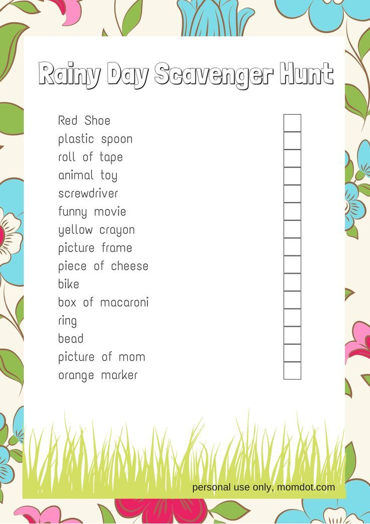 Rainy Day Kids Activities | Kids | Pinterest | Sandbox ...
