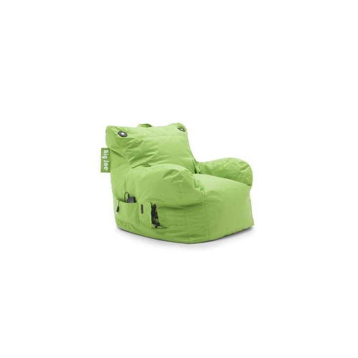 Stylish And Comfy Big Joe Brio Chair Is Perfect For The Dorm Room Bean Bag